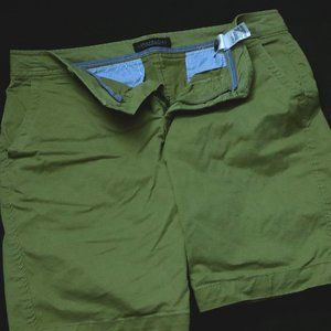 Aeropostale Mens Shorts in Dark Khaki